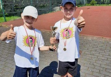 Turniej sportowy dla przedszkolaków